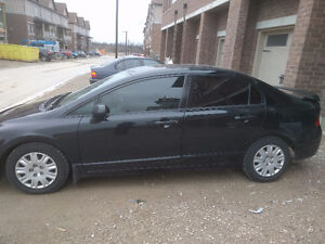 2007 Honda Civic DX-G w/remote start and touchscreen stereo