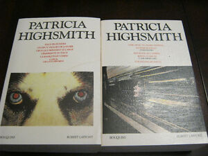 Romans de Patricia Highsmith