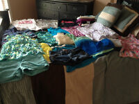 Youth Girls Summer/Fall Clothing Lot Size 12-14 yrs.