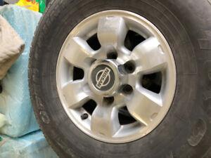 Pneus d'hiver Nissan / Nissan Winter Tires