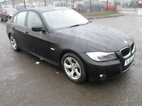 BMW E90 2010 LCI 320D ED BLACK 4DR - ALL PARTS AVAILABLE