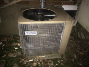 MOVING SALE Central air conditioner