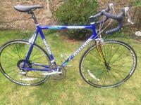 Pinarello road bike ultegra/dura ace