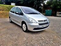 2007 Citroen Xsara Picasso 1.6HDi 92hp Exclusive #FinanceAvailable