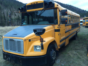 2004 School Bus with wheel chair