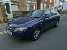 image for 2004 Nissan Almera 1.8 S 5dr Auto HATCHBACK Petrol Automatic