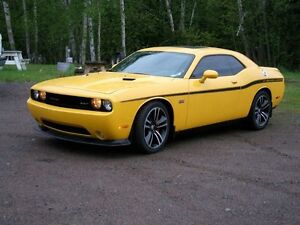 2012 Challenger SRT 8 Yellow Jacket