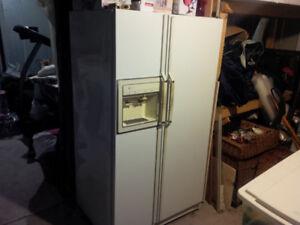 GE Profile 36x72 French Door Refrigerator GREAT Beer Fridge