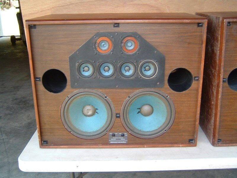 vintage marantz imperial 9 speakers