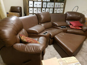 Home Theatre Couch Set