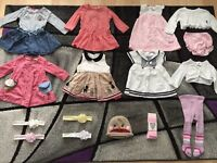 Baby girl clothing bundle 6-9 months