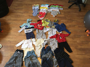 Large Baby Boy Lot - 9 Months