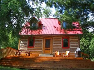 Lovely Cottage for Rent only 1.15 hrs from Ottawa on Lake