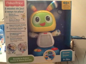 BEATBO. Fisher price  Dance and move Beatbo. FRENCH edition