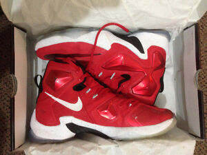 Lerbron James XIII (Red, Side 9), Only $150