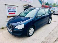 Volkswagen Polo 1.2 ( 55PS ) 2007MY E £2195