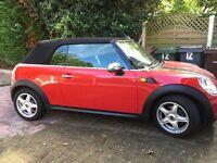 "Mini Cooper 16"" wheels"