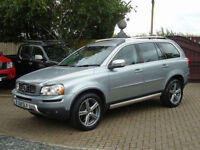 2011 Volvo XC90 2.4D D5 AWD ( 200ps ) Geartronic R-Design Premium (27000 MILES)