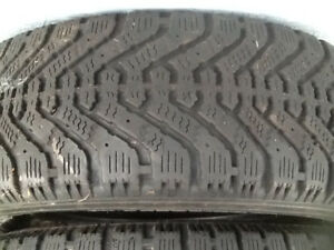 GoodYear Nordic Winter Tires - 185/65/14 - 2 Tires