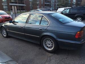 2000 BMW 5-Series Sedan