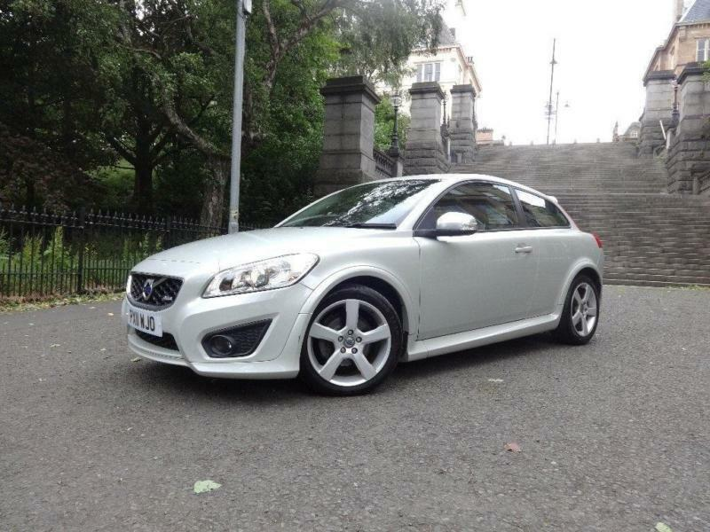 Volvo Of The Woodlands >> 2011 Volvo C30 2 0 R Design 2dr In Woodlands Glasgow Gumtree