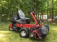 Toro Greensmaster 3150-Q Reel Mower 2 available Barrie Ontario Preview