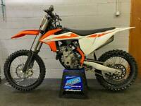 KTM SX F 250, 2019, good condition, serviced and ready to go @ Fast Eddy Racing