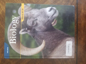 Used Nelson Biology 20-30 Textbook