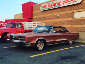 1968 Chrysler 300 show car Lowrider 440 Matching numbers