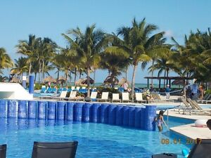 Bluebay Grand Esmeralda Beach Front Vacation Package