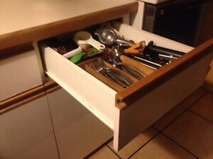 Free - Drawer w roller parts