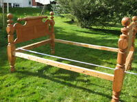Antique Bed (negotiable)