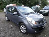 2007 Nissan Note 1.5 dCi SE 5dr 5 door MPV