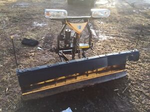 7.5' Fisher Minute Mount 2 plow
