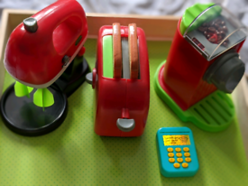 Kids Kitchen toys with sounds