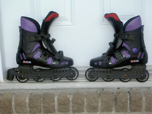 CCM Ladies size 8 in-line skates~ Like New ~ Reduced to sell St. John's Newfoundland image 1