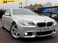 2012 BMW 5 SERIES 528I M SPORT AUTOMATIC 4DR SALOON SALOON PETROL