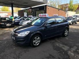 Vauxhall Astra Club 16v E4 5dr 2007/57 Automatic Petrol Low Mileage Full S/H