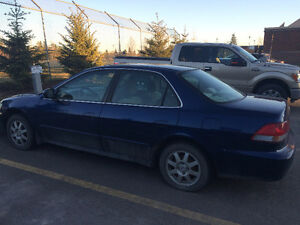 2002 Honda Accord- Lots of Work Done by Canadian Tire