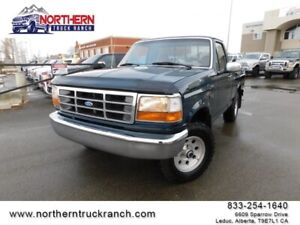 1995 Ford F-150 4x4 REGULAR CAB FULLY RESTORED OVER 25K INVESTED