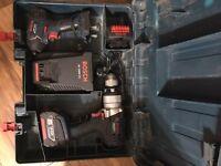 Bosch 18v GSB AND GRD set