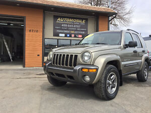 2004 Jeep Liberty colombia edition