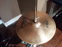 Peavey and assorted Cymbals & Drumkit