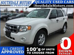 2010 FORD ESCAPE XLT * LEATHER * POWER GROUP * EXTRA CLEAN London Ontario image 1