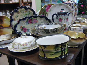 LOTS of NIPPON PRICED FROM $10.00 TO $150.00