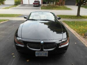 2003 BMW Z4 3.0i Coupe (2 door)