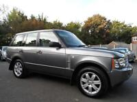 Land Rover Range Rover 3.6TD V8 AUTOMATIC Vogue SE 07 PLATE REAR ENTERTAINMENT