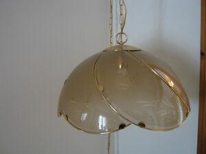 luminaire suspendu à Valleyfield West Island Greater Montréal image 1