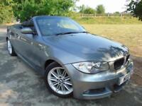 2009 BMW 1 Series 118i M Sport 2dr FSH! Metallic Paint! 2 door Convertible