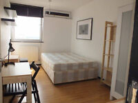 **Lovely Double Rooms Available now in Limehouse **